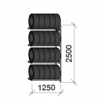 Rehviriiul lisaosa 2500x1250x600,4 korrust