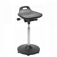 Saddle stool Omega Trumpet PU