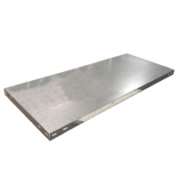 SHELF 1000*400/0,8 galvanised Simpel