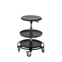 Stool Sigma 480RS with 2 trays