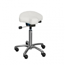 Global  CL Gamma saddle stool