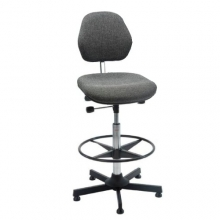 Chair aktiv high footring gray