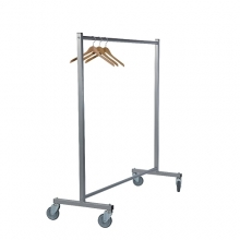 Clothes rack 1700x600x1690mm, 150kg