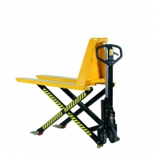 Scissor lift 1000 kg two-cylinder