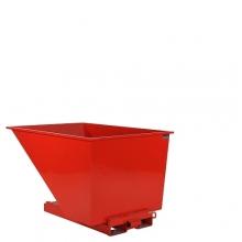 Kallurkonteiner 1100L punane