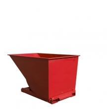 Kallurkonteiner 2000L punane