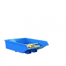 Tipping low container 900L
