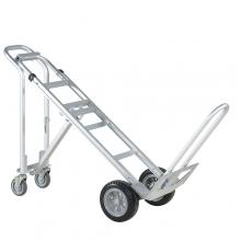 Aluminium hand trolley Combi, 250-350 kg