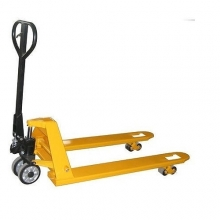 Hand pallet truck 1150x540/2500 kg rubber/PU
