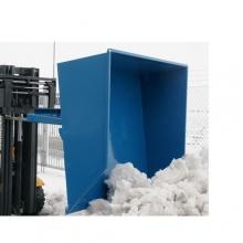 Ploughs for forklift trucks 1500L