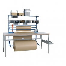 Packing table set for table 2000 mm