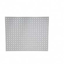 Tool panel for wall, gray, 750x600mm