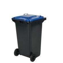 Refuse bin 240L, blue lid