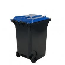 Refuse bin 360L, blue lid