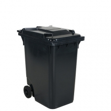 Refuse bin 360L, dark grey lid
