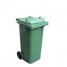Refuse bin 140L green