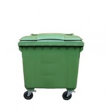 Prügikonteiner 770L roheline