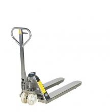 Pumptõstuk kaaluga roostevaba nailon rattad