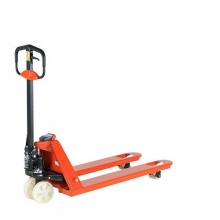 Pumptõstuk kaaluga + indikaator HP-ESE-D nailon rattad