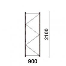 Frame H2100xD900mm 55*47*1,5