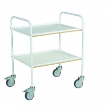 Table top trolley 766x580x945, white