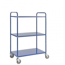 Shelf trolley 980x585x1445mm, 250kg