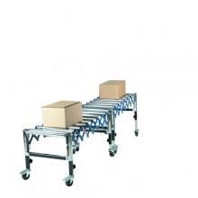 Flexible roller conveyor 1295mm