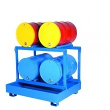 4 drums lying 1550x1250x1280