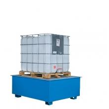 Drum pallet for 1 Cipax 1310x1310x750